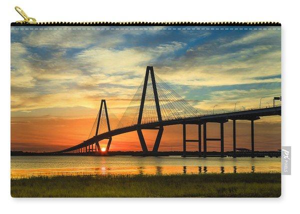 Arthur Ravenel Jr. Bridge - Charleston Sc Carry-all Pouch