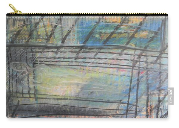 Artists' Cemetery Carry-all Pouch