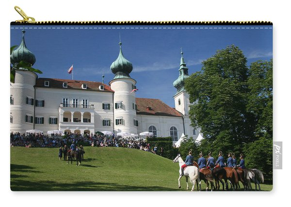 Artstetten Castle In June Carry-all Pouch