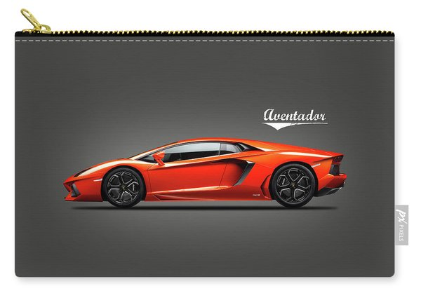 Lamborghini Aventador Carry-all Pouch
