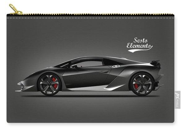 Lamborghini Sesto Elemento Carry-all Pouch