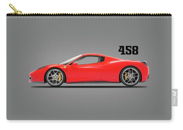 Ferrari 458 Italia Carry-all Pouch