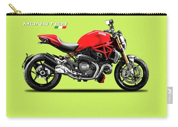 Ducati Monster Carry-all Pouch