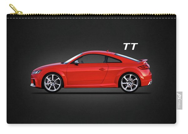 The Tt Coupe Carry-all Pouch