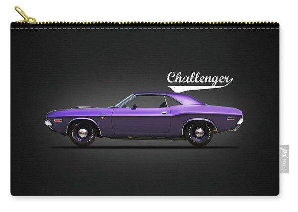 Dodge Challenger Carry-all Pouch