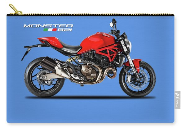 Ducati Monster 821 Carry-all Pouch