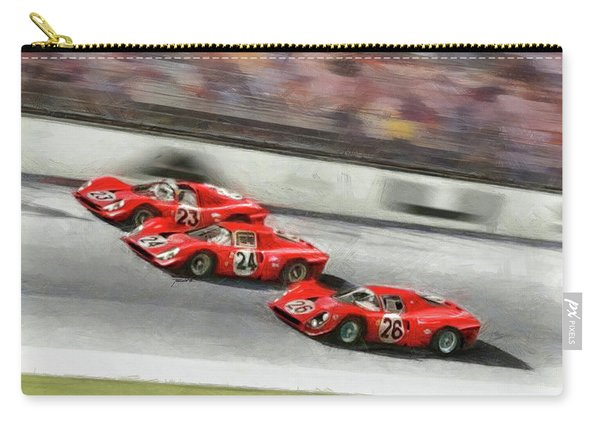 Ferrari 1967 Daytona Carry-all Pouch