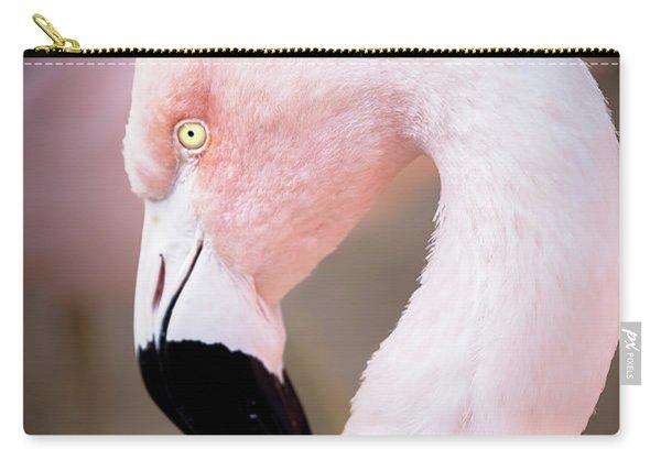 The Flamingo, Animal Decor, Nursery Decor, Flamingo Gifts, Flamingo Phone Case,  Carry-all Pouch