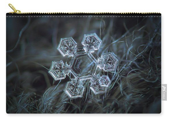 Icy Jewel Carry-all Pouch