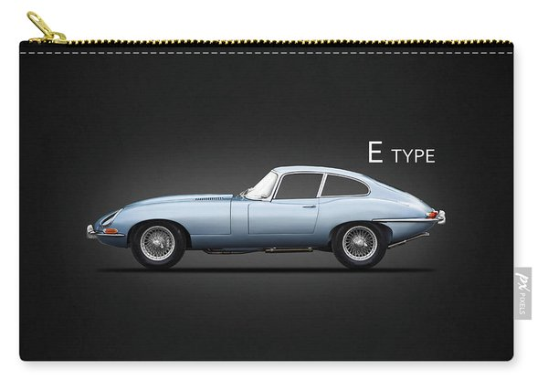 The E Type Carry-all Pouch