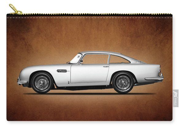 The Aston Martin Db5 Carry-all Pouch