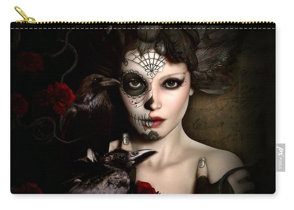 Darkside Sugar Doll Carry-all Pouch
