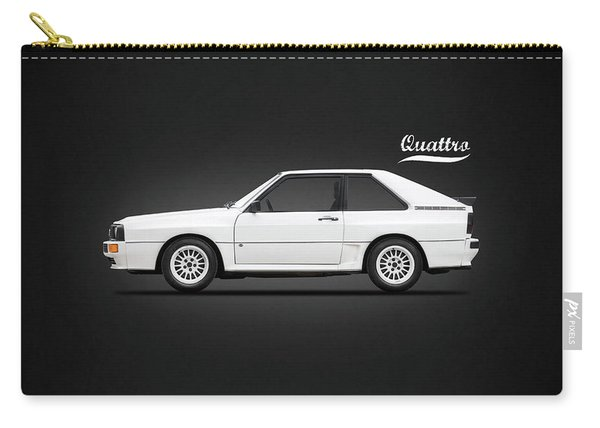 Audi Quattro 1985 Carry-all Pouch