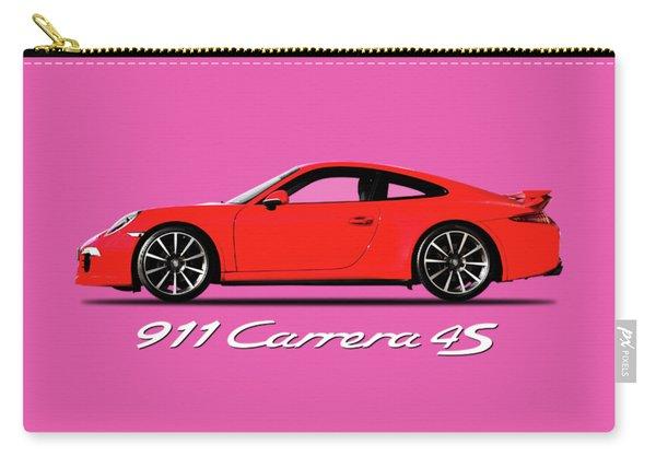 Porsche 911 Carrera 4s Carry-all Pouch