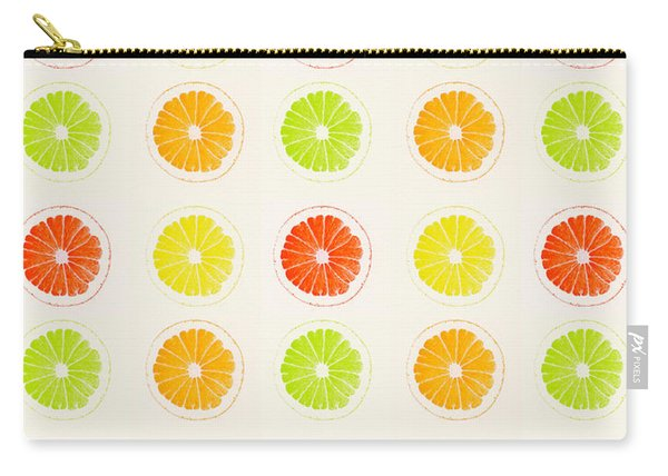 Juicy Citrus Carry-all Pouch