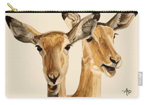 Impalas Carry-all Pouch