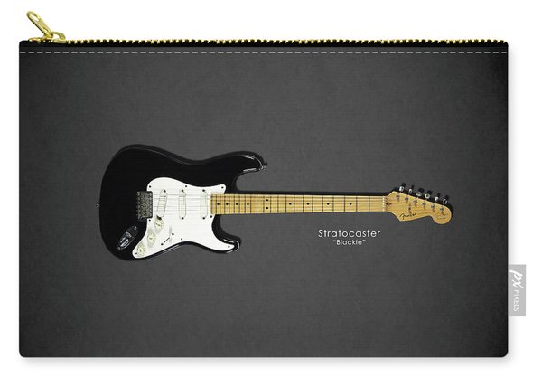 Fender Stratocaster Blackie 77 Carry-all Pouch