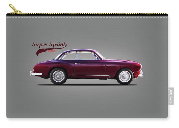 Alfa Romeo 1900c Super Sprint Carry-all Pouch
