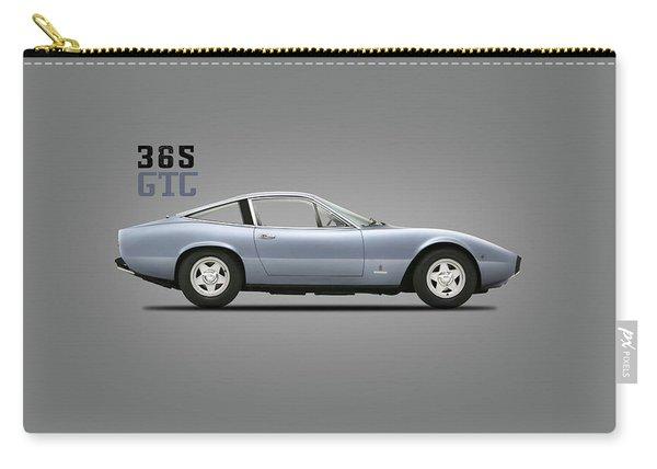 Ferrari 365 Gtc-4 Carry-all Pouch