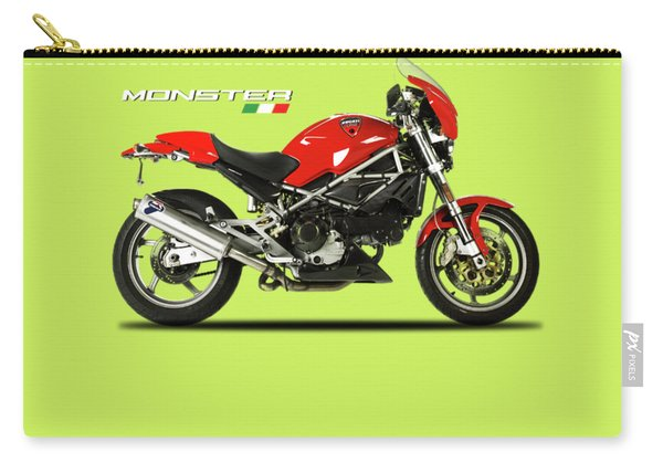 Ducati Monster S4 Sps Carry-all Pouch