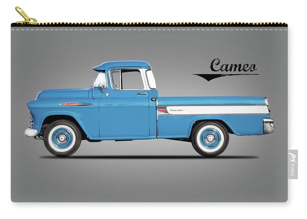 Cameo Pickup 1957 Carry-all Pouch