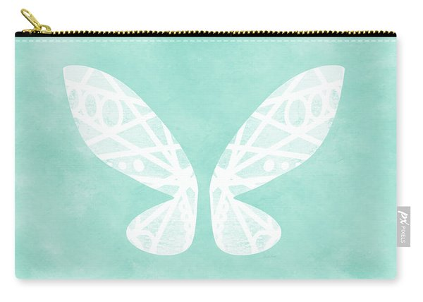 Fairy Wings- Art By Linda Woods Carry-all Pouch