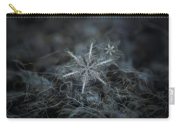 Carry-all Pouch featuring the photograph Stars In My Pocket Like Grains Of Sand by Alexey Kljatov