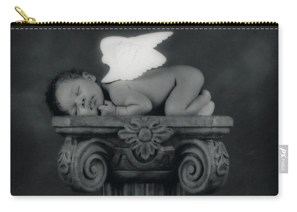 Varjanare As An Angel Carry-all Pouch