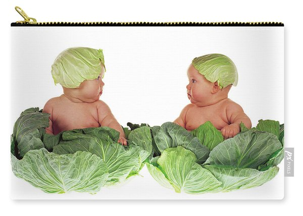 Cabbage Kids Carry-all Pouch
