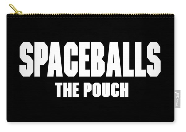 Spaceballs Branded Products Carry-all Pouch