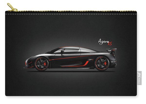 The Agera Rs Carry-all Pouch