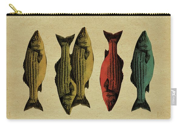 One Fish, Two Fish . . . Carry-all Pouch