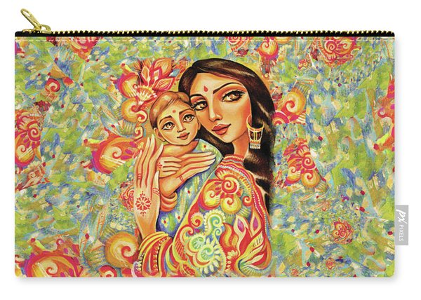 Goddess Blessing Carry-all Pouch