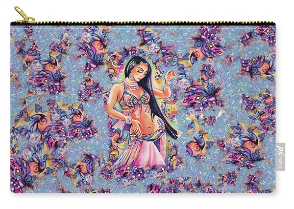 Dancing In The Mystery Of Shahrazad Carry-all Pouch