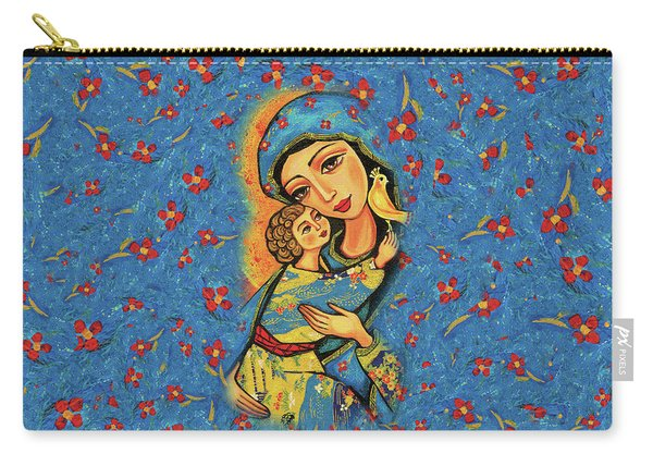 Mother Temple Carry-all Pouch