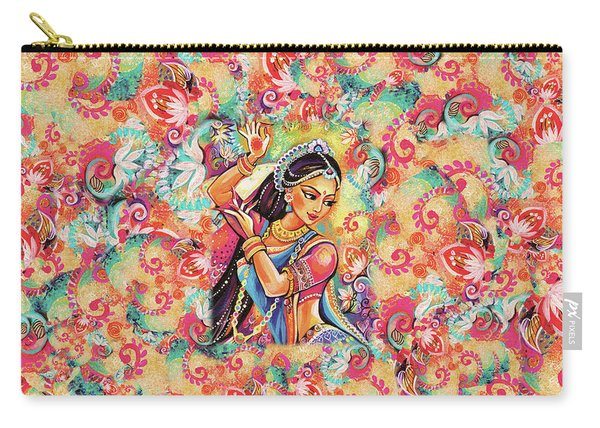 Dancing Of The Phoenix Carry-all Pouch