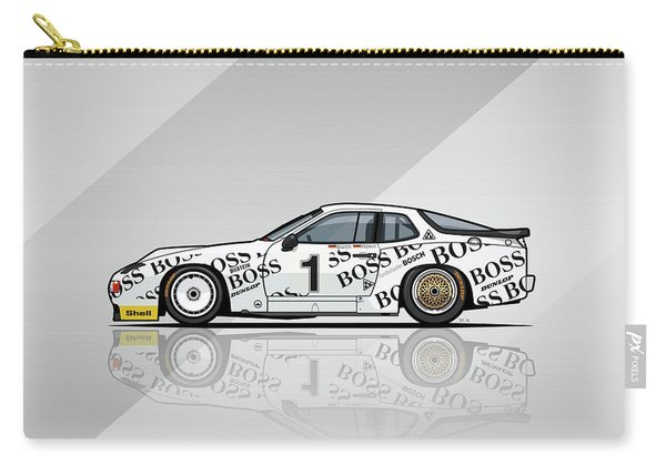 P 924 Carrera Gtp/gtr Le Mans Carry-all Pouch