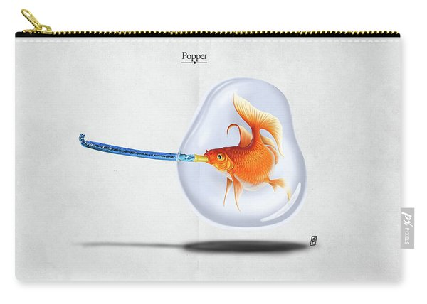 Popper Carry-all Pouch