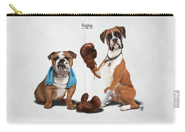 Raging Carry-all Pouch