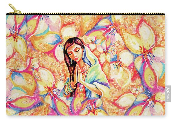 Little Himalayan Pray Carry-all Pouch