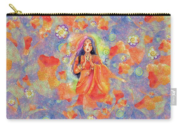 Seashell Wish Carry-all Pouch