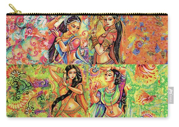 Magic Of Dance Carry-all Pouch