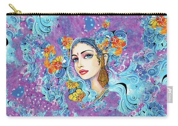 The Veil Of Aish Carry-all Pouch