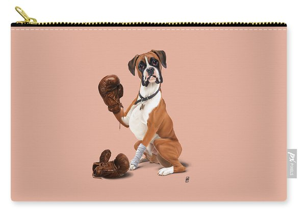The Boxer Colour Carry-all Pouch