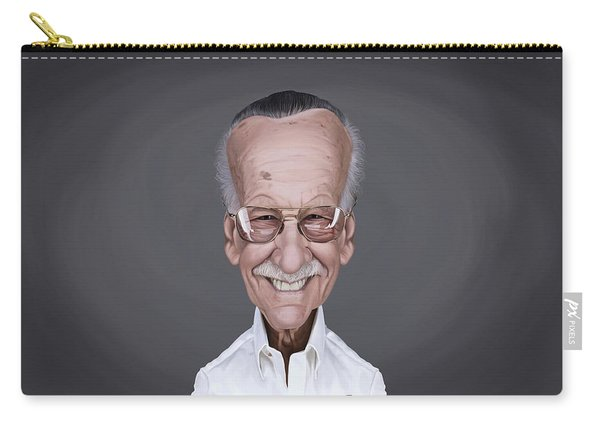 Celebrity Sunday - Stan Lee Carry-all Pouch