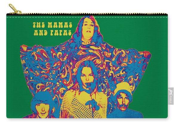 The Mamas And Papas Carry-all Pouch