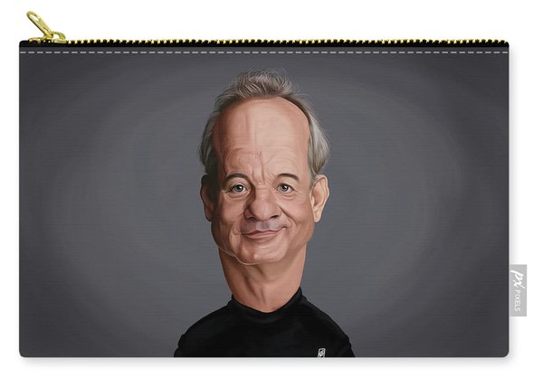 Celebrity Sunday - Bill Murray Carry-all Pouch