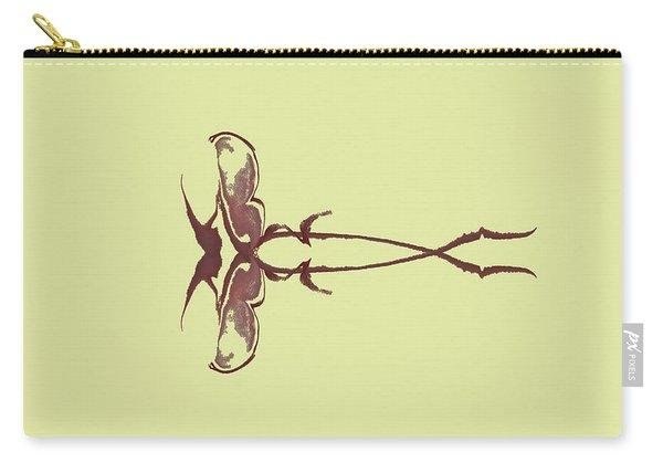 Zen Fly Specimen  Carry-all Pouch