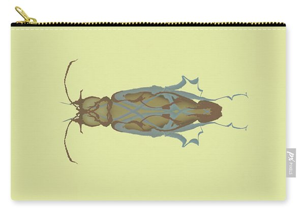 Cockroach Specimen Carry-all Pouch