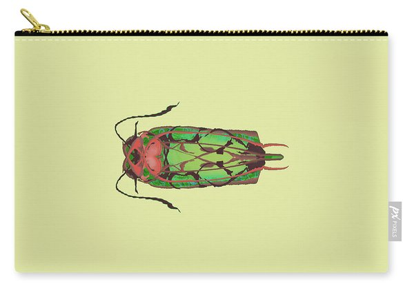 Dread Bug Specimen Carry-all Pouch